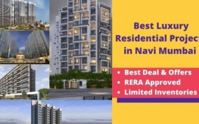 Top 5 Luxury Residential Projects in navi Mumbai