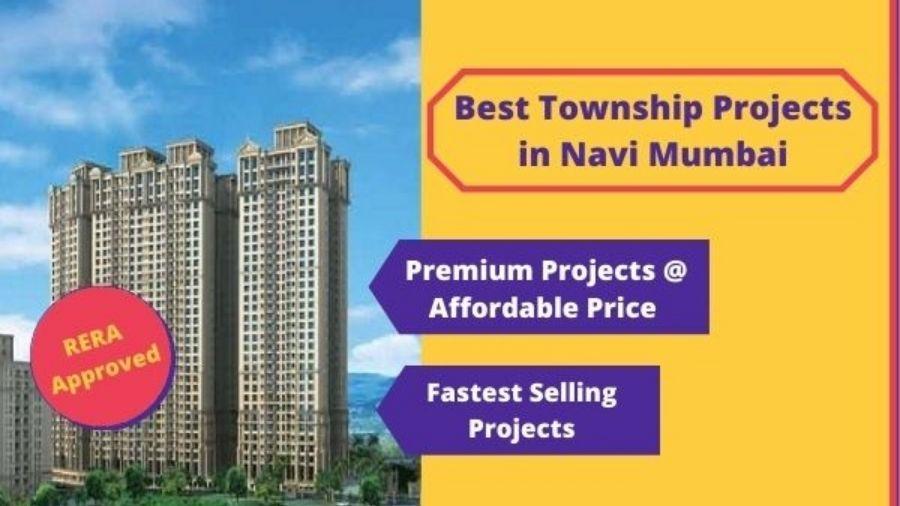Top 5 Township Projects in navi Mumbai