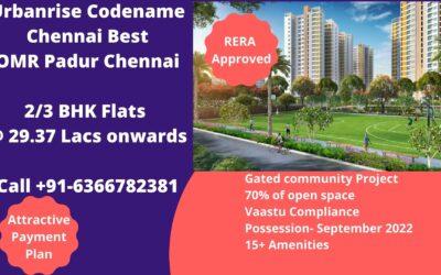 Urbanrise Codename Chennai Best