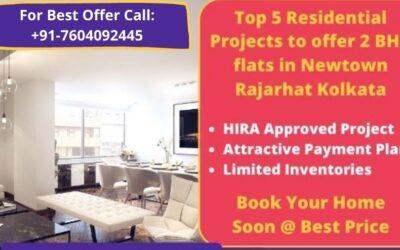 2 BHK Flats in Newtown Rajarhat Kolkata