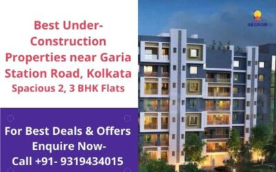 Best under-construction properties near Garia Station Road, Kolkata
