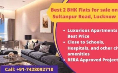 Best 2 BHK Flats for sale on Sultanpur Road, Lucknow Blog
