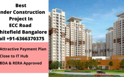 Best under construction project in ecc road whitefield bangalore