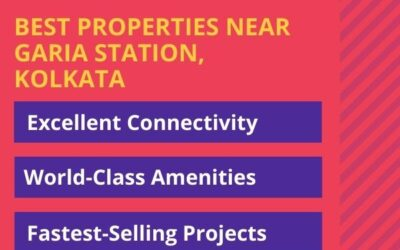 Best properties near garia station kolkata