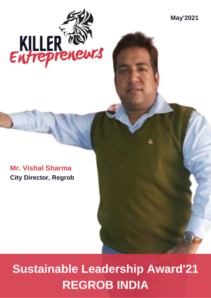 Regrob Area franchisee from Greater Noida West
