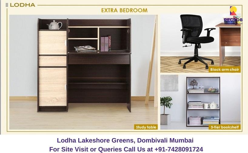 Lodha Lakeshore Greens Dombivali Mumbai Fusnished Flats (1)