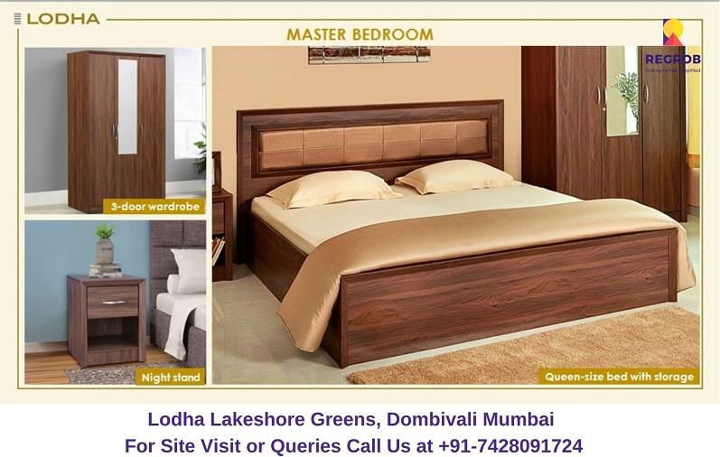 Lodha Lakeshore Greens Dombivali Mumbai Fusnished Flats (2)