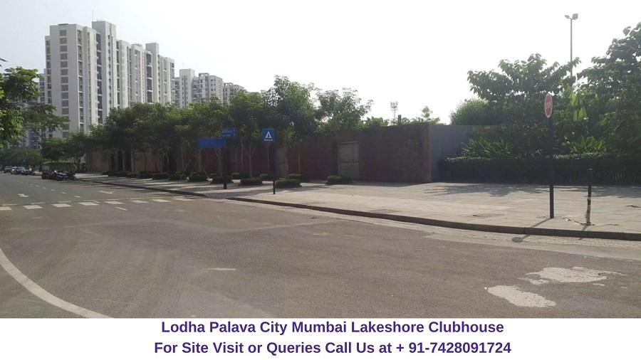 Lodha Lakeshore Greens Dombivali Mumbai Lakeshore Clubhouse