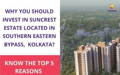 Suncrest Estate EM Bypass Kolkata