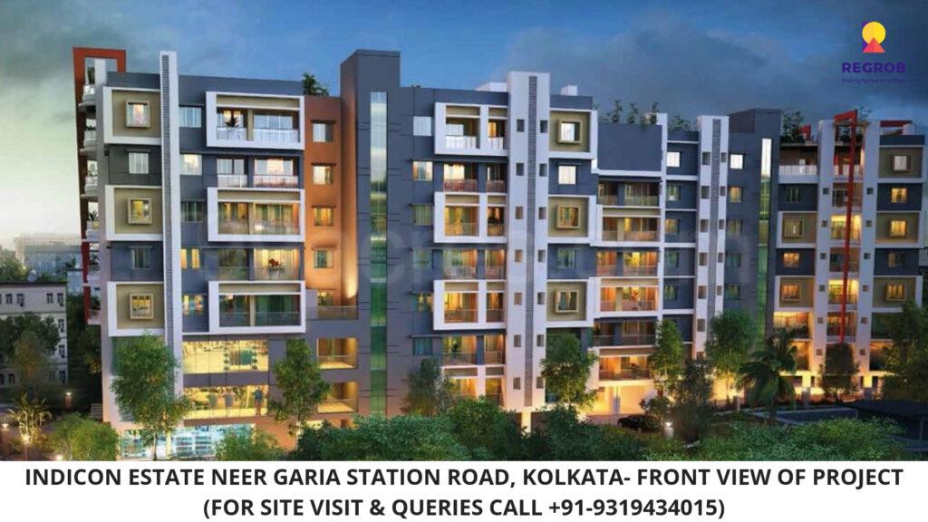 Indicon Estate Garia Station Road Kolkata