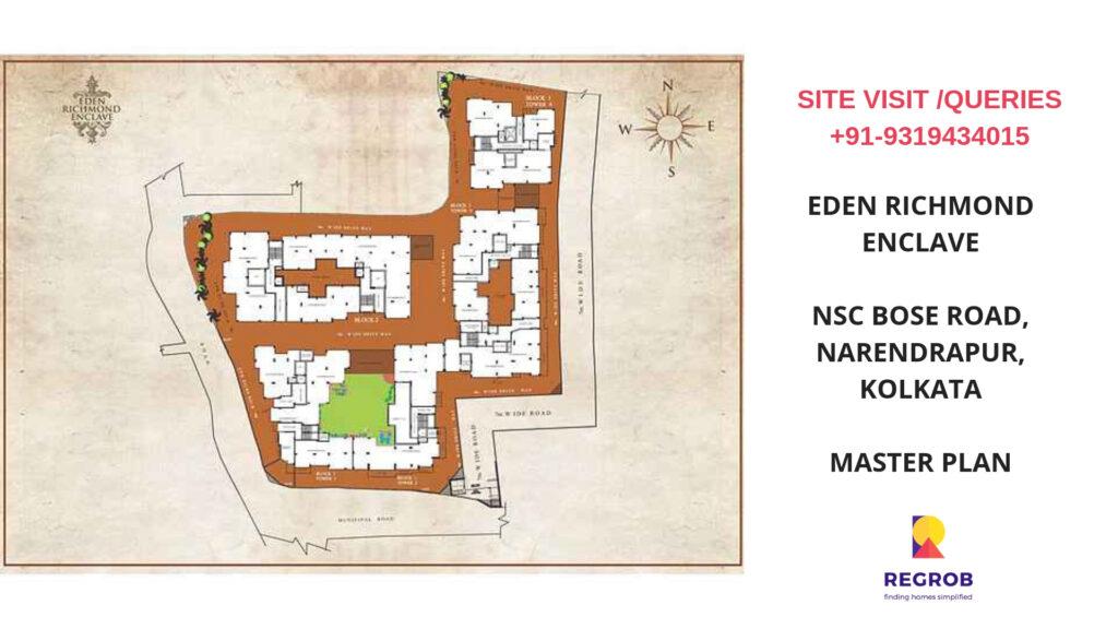 Eden Richmond Enclave Master Plan