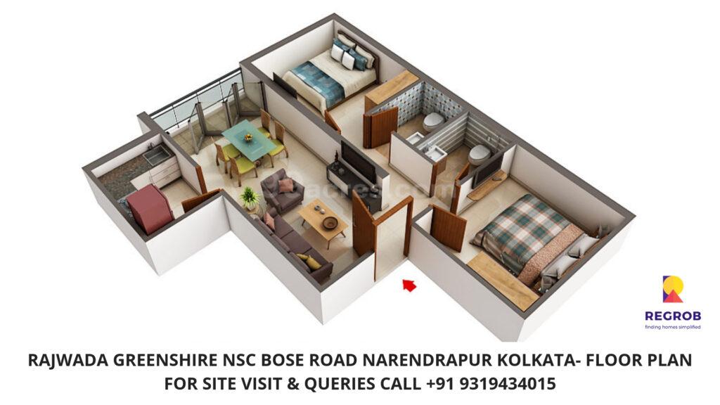 Rajwada Greenshire Narendrapur Kolkata