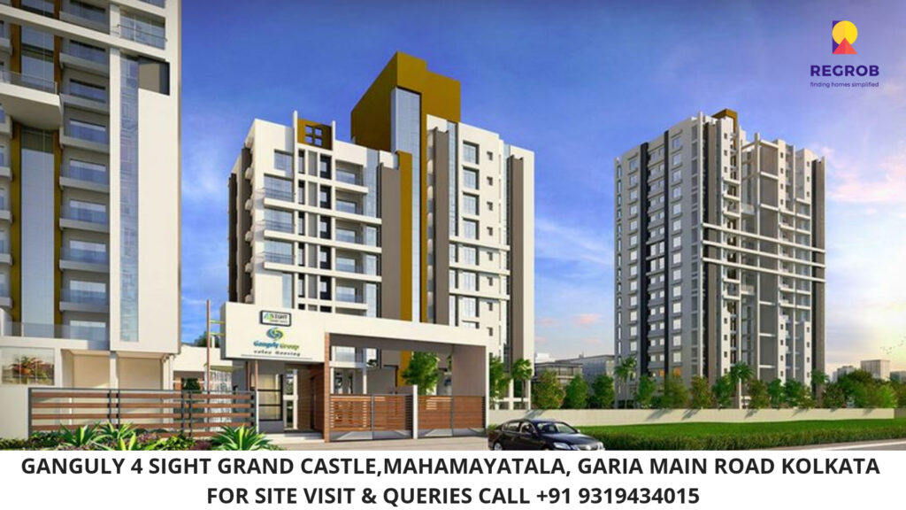 Ganguly 4Sight Grand Castle Mahamayatala Garia Main Road, Kolkata