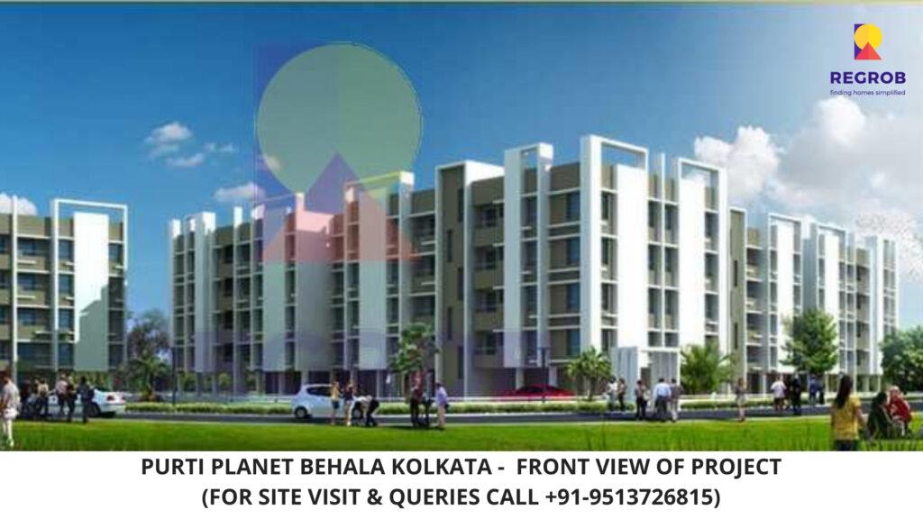 Purti Planet Behala Kolkata