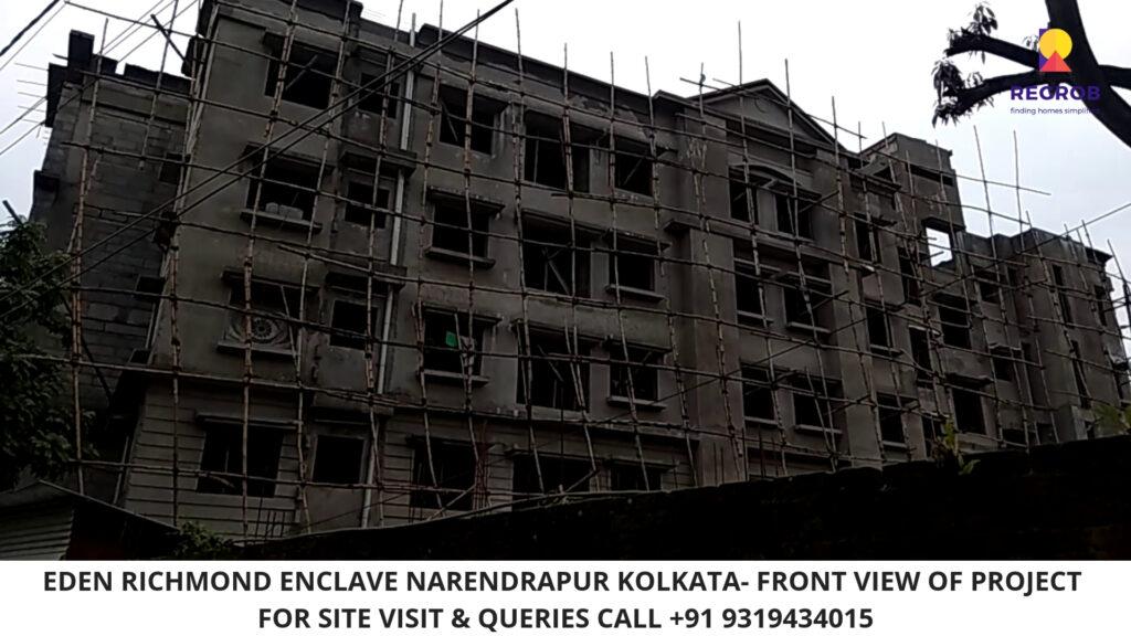 Eden Richmond Enclave NSC Bose Road Kolkata