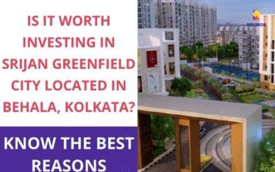 Srijan Greenfield City Behala Kolkata