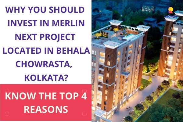 Merlin Next Behala Chowrasta, Kolkata