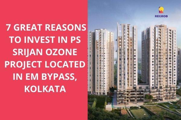 PS Srijan Ozone EM Bypass, Kolkata