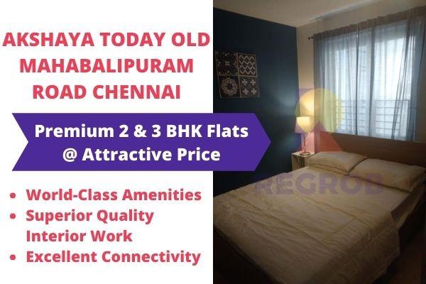 Akshaya Today Old Mahabalipuram Road Chennai