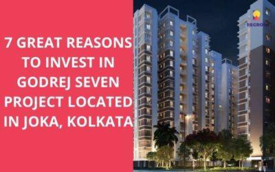 Godrej Seven Joka Kolkata