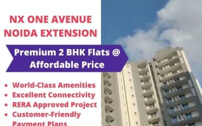 NX ONE AVENUE Noida Extension