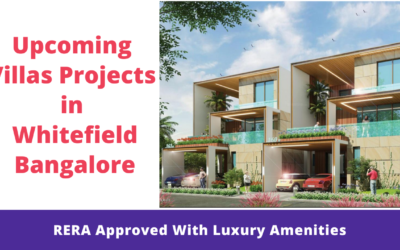 Upcoming Villas Projects in Whitefield