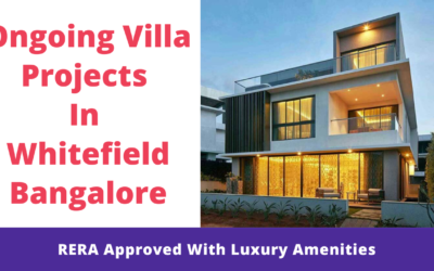 ongoing villa projects in whitefield bangalore