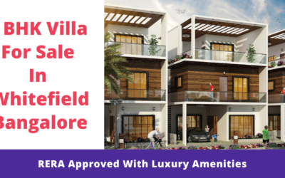 4 BHK Villa For Sale In Whitefield Bangalore