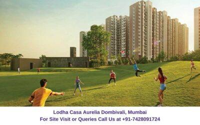 Lodha Casa Aurelia Dombivali, Mumbai (1)