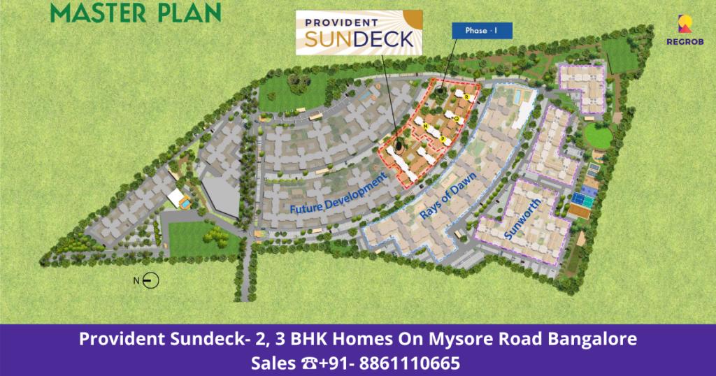 Provident Sundeck Master Plan