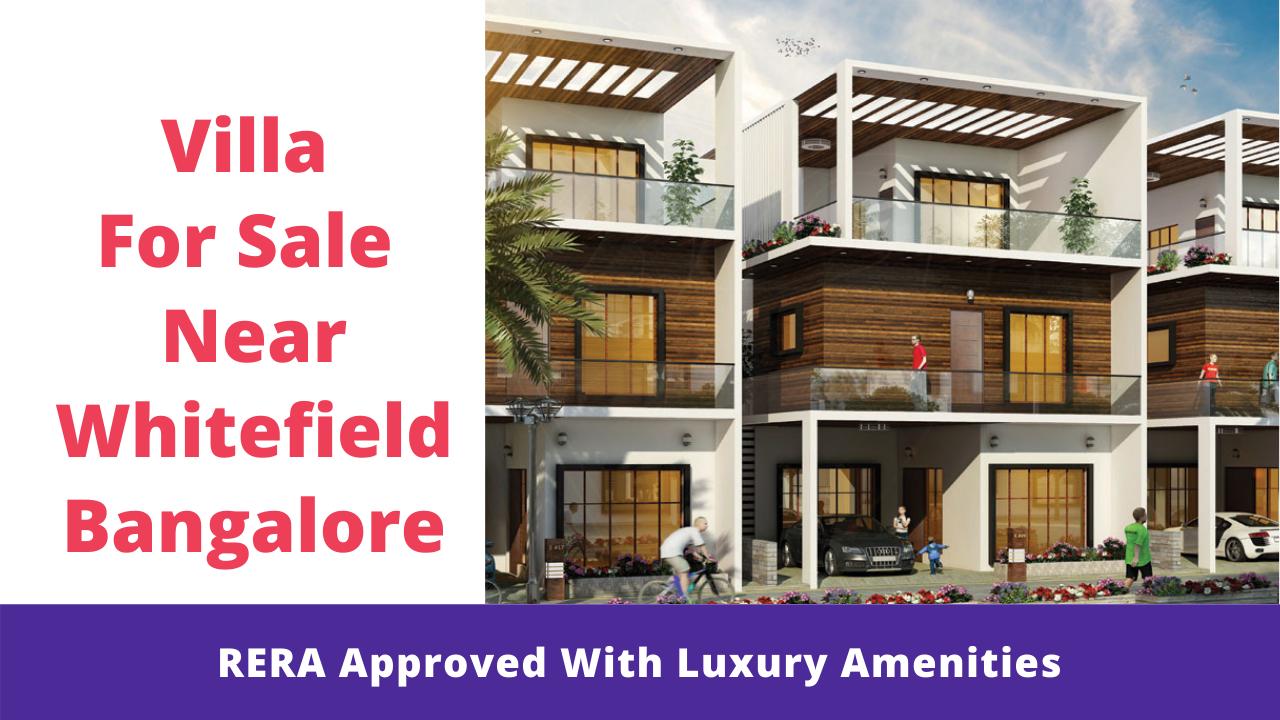 villa for sale near whitefield bangalore