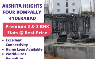 Akshita Heights Four Kompally Hyderabad