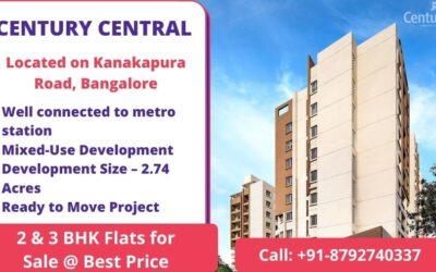 CENTURY CENTRAL on Kanakapura Road, Bangalore