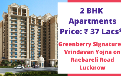 Greenberry Signatures Vrindavan Yojna Lucknow
