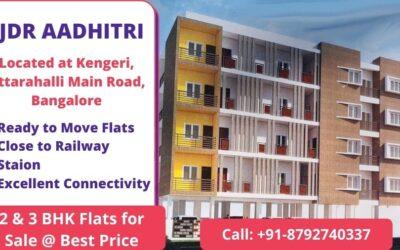 JDR AADHITRI Kengeri, Uttarahalli Main Road, Bangalore