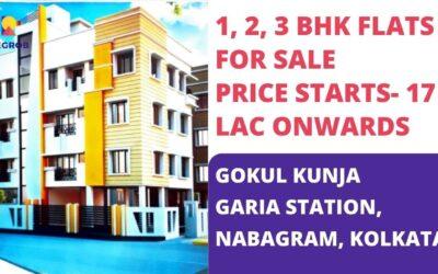 Gokul Kunja Garia Station, Nabagram, Panchpota, Kolkata