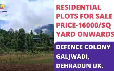 Defence Colony Galjwadi, Dehradun UK