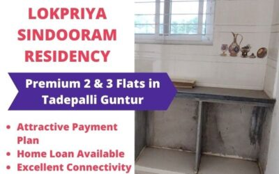 Lokpriya Sindooram Residency Tadepalli Guntur