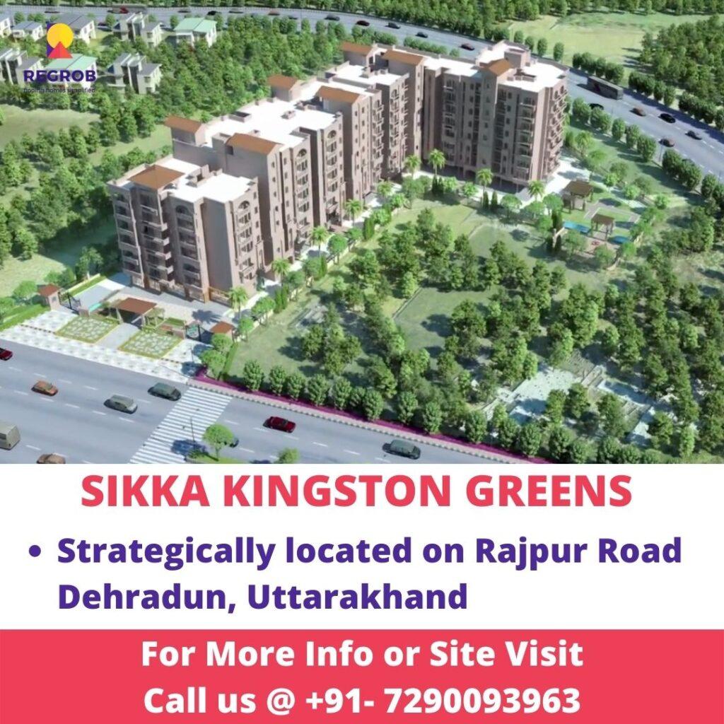 Sikka Kingston Greens Rajpur Road Dehradun