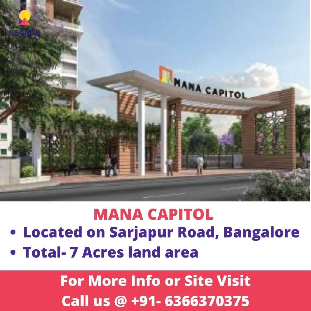 Mana Capitol Front View