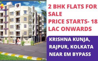 Krishna Kunja Rajpur near Southern Bypass Kolkata
