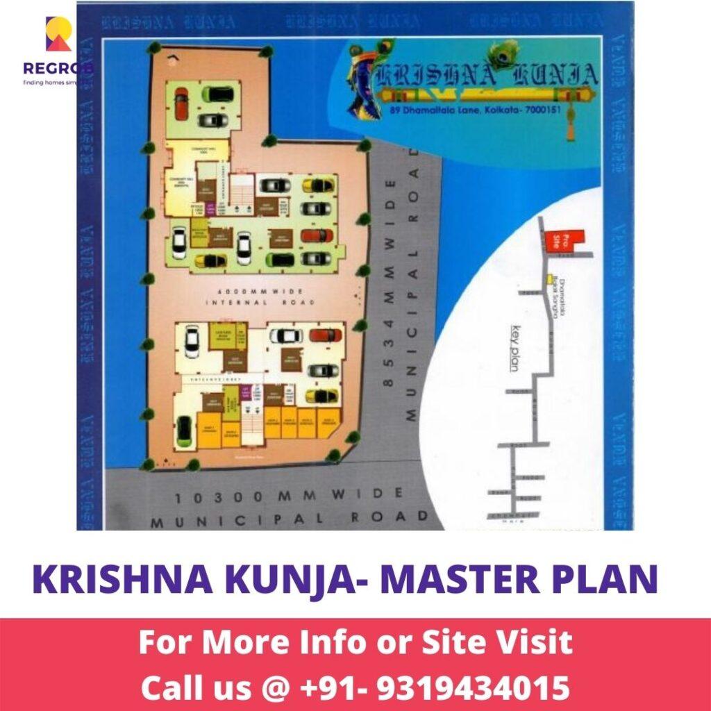 Krishna Kunja Master Plan