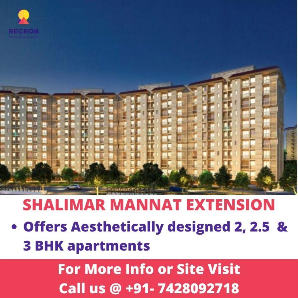 Shalimar Mannat Extension