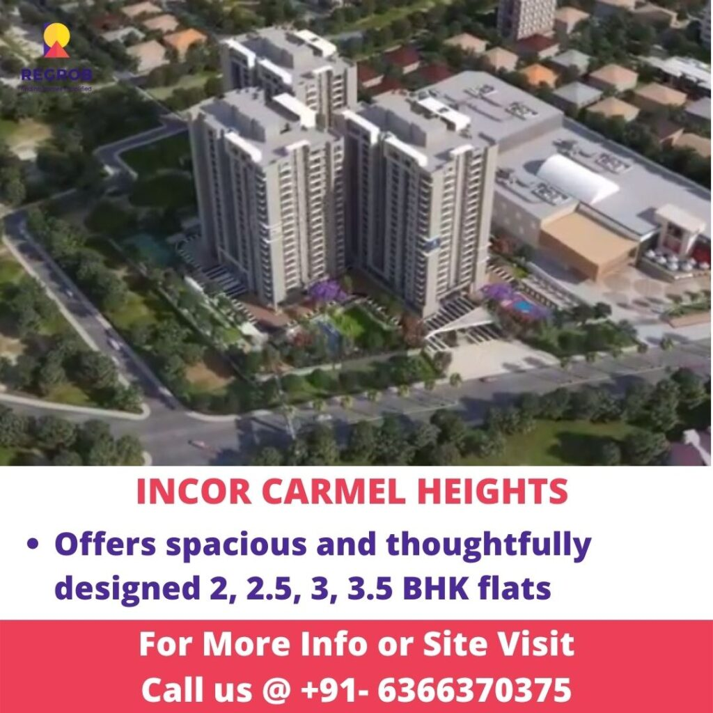 Incor Carmel Heights Whitefield