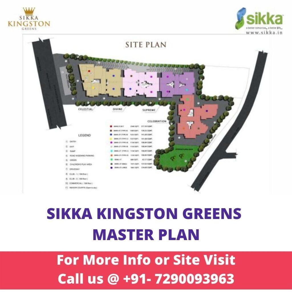 Sikka Kingston Greens Master Plan