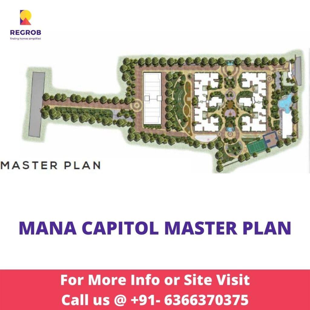 Mana Capitol Master Plan