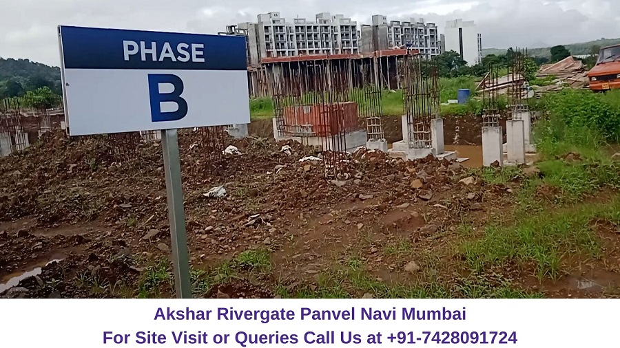 Construction Site Of Phase B