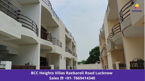 bcc heights villas raebareli road lucknow