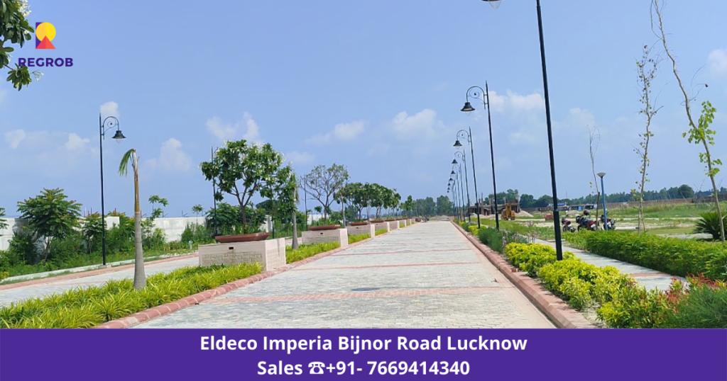 eldeco imperia villas bijnor road lucknow