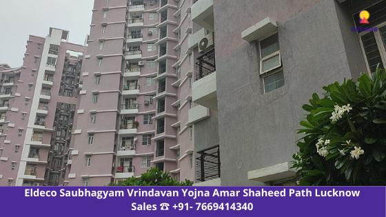 Eldeco Saubhagyam Vrindavan Yojna Lucknow